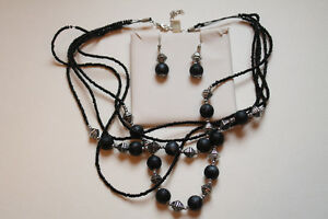 BlackPearl Necklace