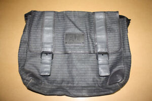 Armani Exchange carry on bag for men