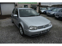 Volkswagen Golf 2.3 auto 2003MY V5 SILVER+STUNNING