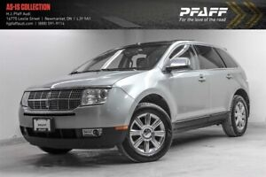 2007 Lincoln MKX 4D Utility AWD