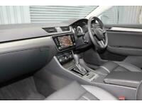 2020 Skoda SUPERB 2.0 TDI SCR (190ps) SE L DSG 5Dr Estate Diesel white Semi Auto