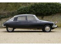 1966 Citroen DS21 Manual Saloon - A stunning ex-French Government Diplomatic Car