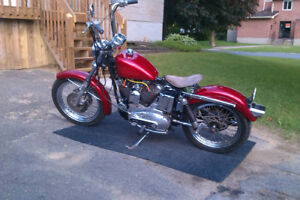 1972 XLH Harley Davidson