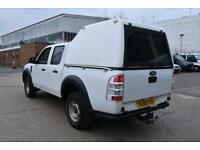 FORD RANGER 2.5 XL 4X4 DCB TDCI 5D 143 BHP LWB REAR TOW FITTED