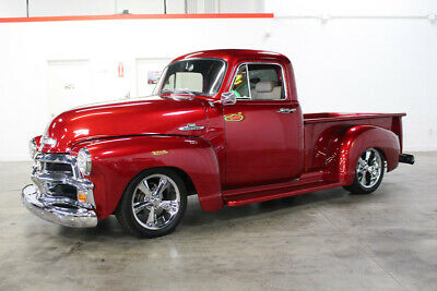 1955 Chevrolet Other Pickups  1955 Chevrolet 3100 2840 Miles Red Pickup