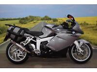 BMW K1200S **BMW Panniers, ABS, Dominator Exhaust**
