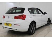 2015 65 BMW 1 SERIES 2.0 118D SPORT 5DR 147 BHP DIESEL