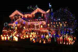 Christmas Light Installation!!  Windsor Region Ontario image 1