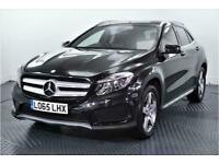 2015 Mercedes-Benz GLA Class GLA220 AMG Line 2.1 5dr SUV 7G-DCT Diesel Semi Auto