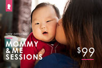 Mommy & Me Photographer- Photography Session $99