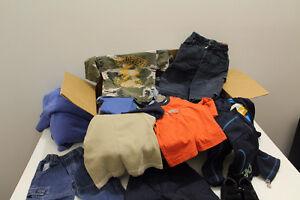 Lot de vêtements garçon 18-24 mois + Grande écharpe porte-bébé