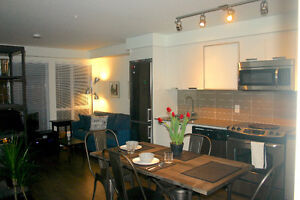"""Sundial Suite"" 2 bdrm Condo from $190 CAD/night Parking incl"