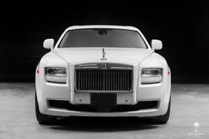 2010 Rolls-Royce Ghost CERTIFIED Sedan