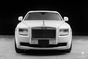 2010 Rolls-Royce Ghost CERTIFIED Sedan