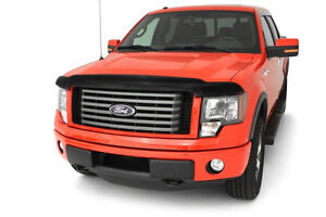 Bug Deflector - 09-14 Ford F-150 - Smoke Color - New