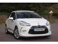 2014 CITROEN DS3 DSIGN HATCHBACK PETROL