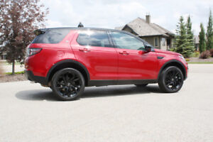 2016 Land Rover Discover HSE Luxury Sport - In Storage
