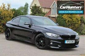 image for 2014 BMW 4 Series 2.0 420I M SPORT 2d 181 BHP Coupe Petrol Automatic