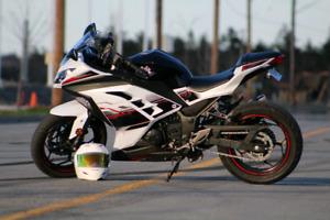 2014 SPECIAL EDITION Kawasaki Ninja 300cc