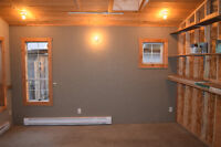560 sf/$850 Storage: dry, insulated, heated, private entrance