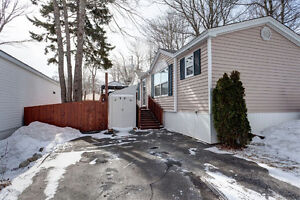 Must View Timber Trails mini- home Call Nancy 902-430-0383