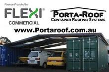 PORTA-ROOF Shipping Container Roofing Systems *FINANCE AVAILABLE* Trevallyn West Tamar Preview
