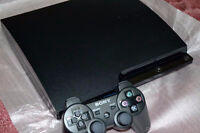 Playstation 3 Slim (120 GB) 38 GAMES !!