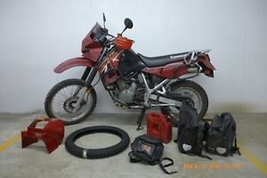 Fully Equipped KLR 650