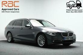 image for 2016 66 BMW 5 SERIES 2.0 520D LUXURY TOURING 5D 188 BHP DIESEL