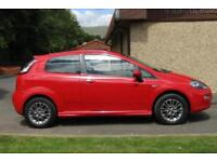 2012 Fiat Punto 1.4 8v GBT (Brio Pack) 3dr