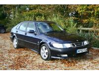 Lovely AUTOMATIC Saab 9-3 2.0t SE done 116078 miles with MOT till 07.09.2017