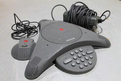 Polycom Soundstation Ex Analog Conference Phone 2201-03309-001