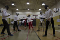 Fencing = Fitness   Fun!