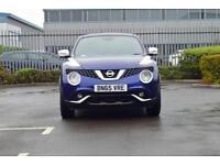 2015 NISSAN JUKE Nissan Juke 1.2 DiG T Tekna 5dr 2WD [Exterior Pack]
