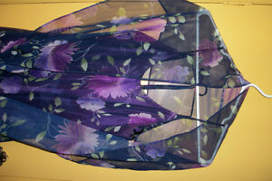 ALGO-Gown & Matching Shawl Stratford Kitchener Area image 5