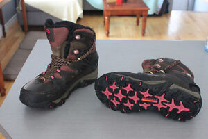 bottes de marche d hiver merrell pour femme pour femme
