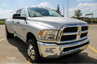 2016 RAM 3500 SLT DIESEL DUALLY, OWN TODAY @ 0% FOR 84 MONTHS!! Edmonton Edmonton Area Preview
