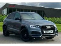 2018 Audi Q3 Black Edition 1.4 TFSI cylinder on demand 150 PS 6-speed Auto Esta