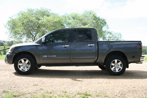 2007 Nissan Titan LE/Leather/Roof $14,398 Edmonton Edmonton Area image 5