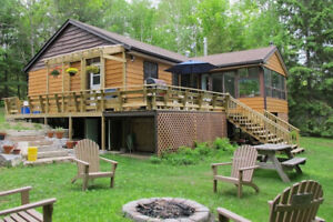Kawartha Cottage on Stoney available for 3 More Weeks!