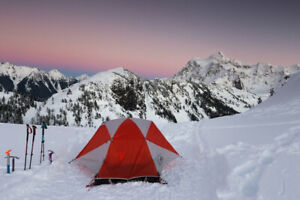 Winter Tent: Mountain Hardwear Tangent 2