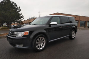 2011 Ford Flex Limited Awd 7seater/Leather/sunroof