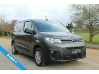 2020 20 CITROEN BERLINGO 1.5 650 ENTERPRISE M BLUEHDI S/S 76 BHP DIESEL