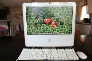 """17"""" Intel iMac, Lion, Office, Core2Duo, KB & Mouse $160.00"""