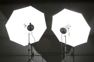 Bowens Photography Lighting System. 400 w.