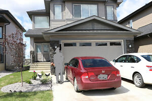 Brand new house in chappelle area sw edmonton