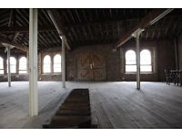 Southwark industrial location for filming and photoshoot