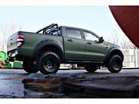 2016 Ford Ranger Pick Up Double Cab T7 seeker raptor 2.2 TDCi 4 door Pick Up