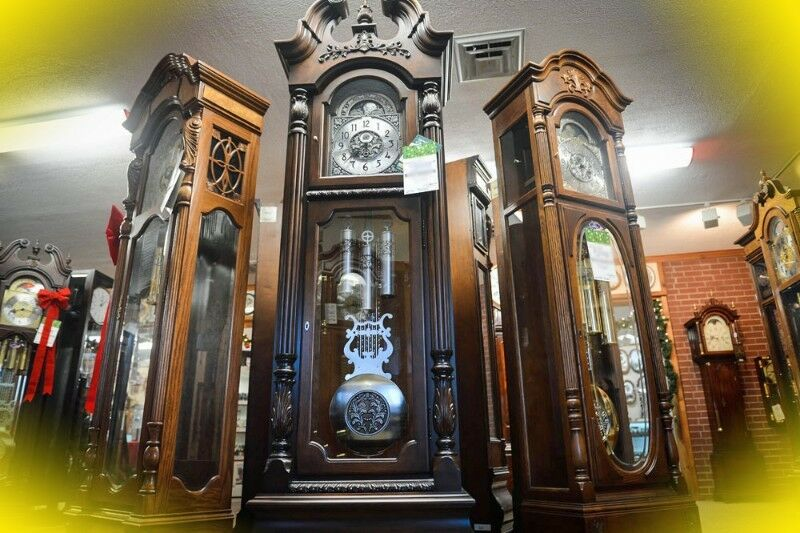 Repair and Service on all WATCHES AND CLOCKS