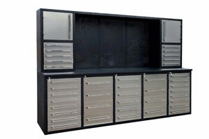 Garage and Shop tool box, Work Benches